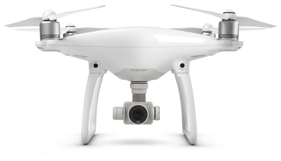 Luftaufnahmen mit der Drohne